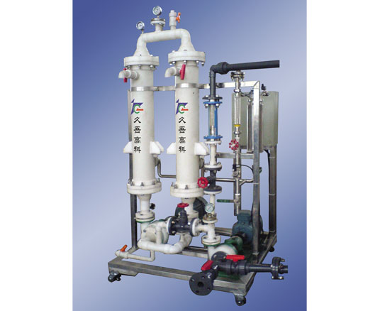 Ceramic Membrane Machine Lab & Pilot